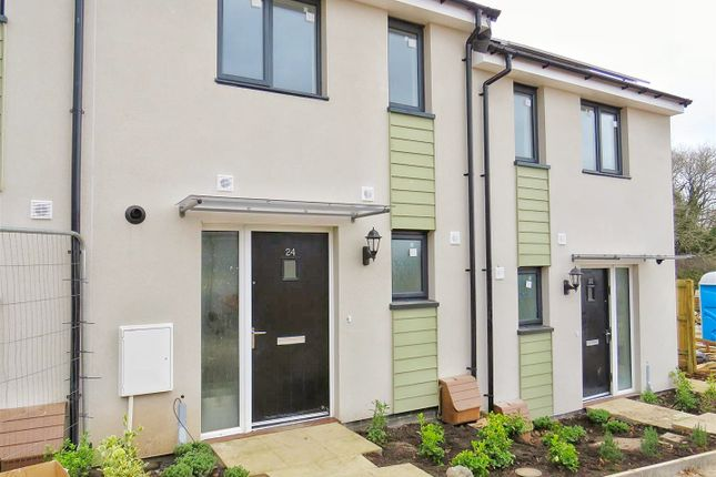 End terrace house for sale in Estover Meadow, Ambleside Avenue, Plymouth