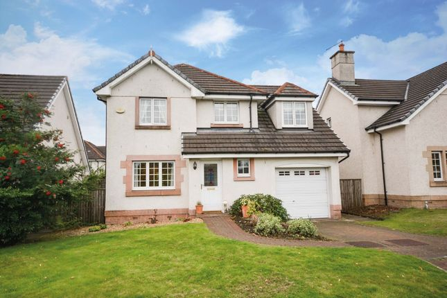 Thumbnail Detached house for sale in Ingram Drive, Dunblane, Stirling