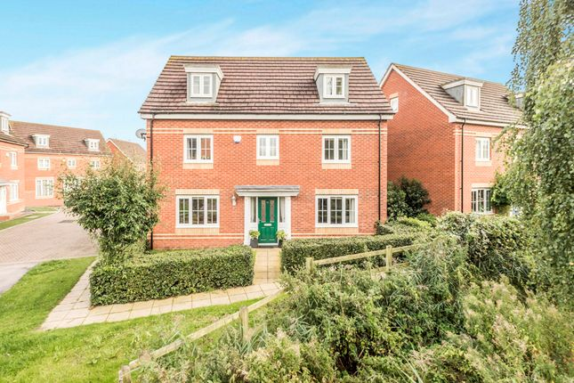 Thumbnail Town house for sale in Teal Avenue, Soham, Ely