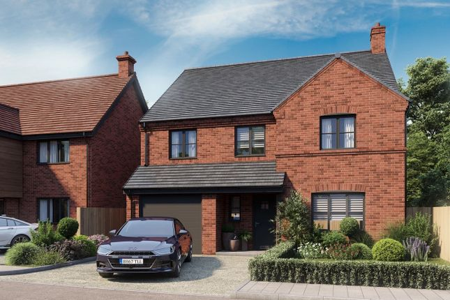4 bed detached house for sale in Off Main Street, Marston, Grantham, Lincolnshire NG32