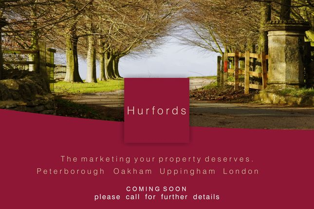Thumbnail Flat for sale in Tods Terrace, Uppingham, Oakham