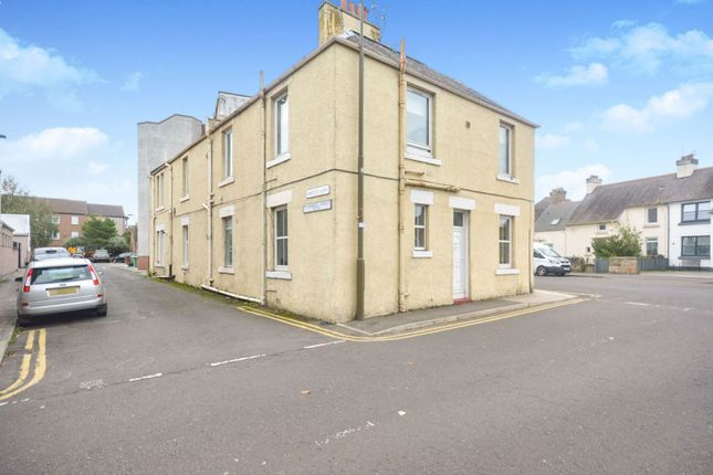 Thumbnail Flat for sale in Lochend Road South, Musselburgh