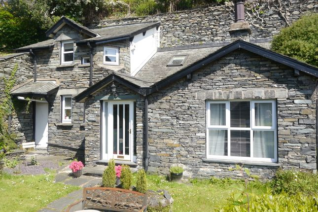 Thumbnail Cottage for sale in North Cottage, Studio House, Lake Road, Ambleside