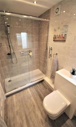 Shower Room of Myrtle Bank, Prestwich, Manchester M25