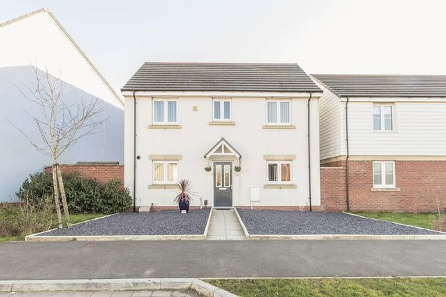 Thumbnail Detached house for sale in Bessemer Drive, Newport