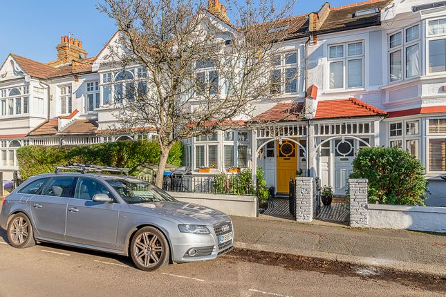 Thumbnail Terraced house for sale in Branksome Road, London