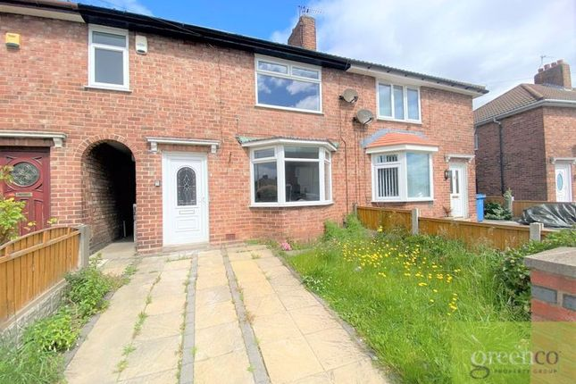 Thumbnail Terraced house to rent in Drake Crescent, Fazakerley, Liverpool