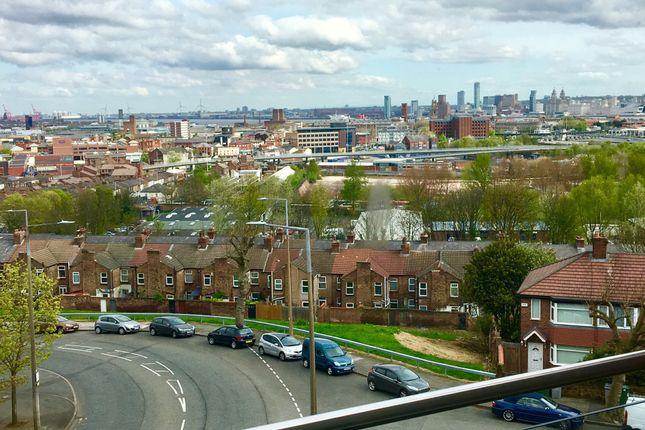 Thumbnail Flat to rent in Warrington Street, Birkenhead