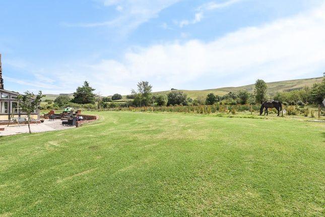 External View of St. Harmon, Rhayader, Powys LD6
