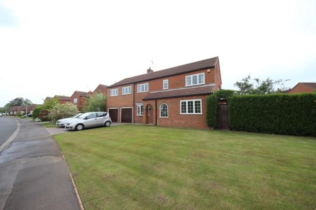 Thumbnail Detached house for sale in Brown Moor Road, Stamford Bridge, York, East Riding Yorkshire
