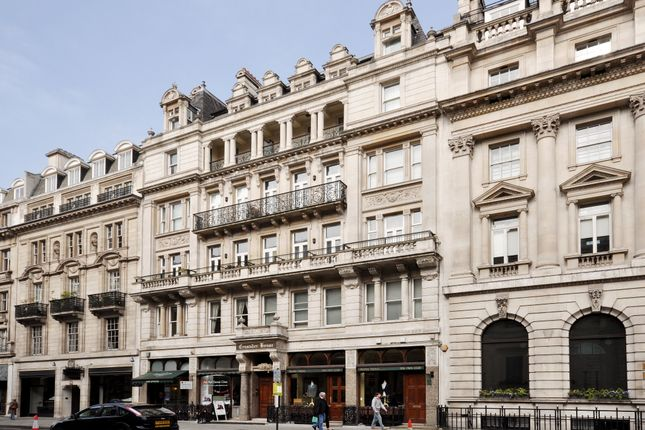 External (2) of Pall Mall, London SW1Y