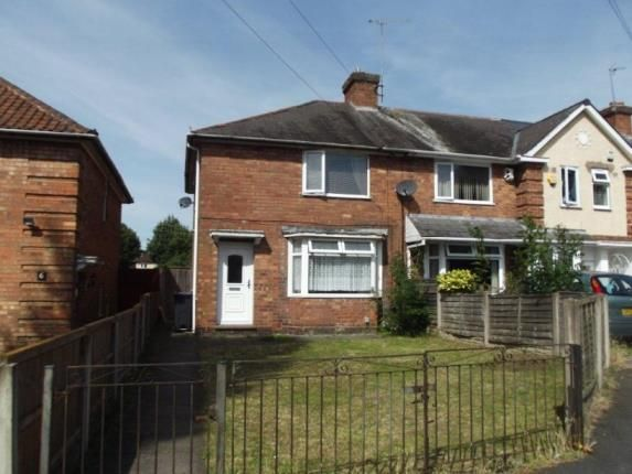 Thumbnail End terrace house for sale in Longford Grove, Birmingham, West Midlands