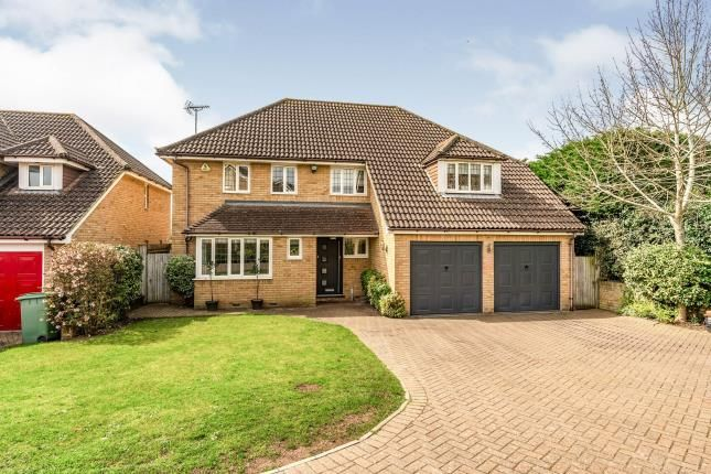 Thumbnail Detached house for sale in Discovery Road, Bearsted, Maidstone, Kent