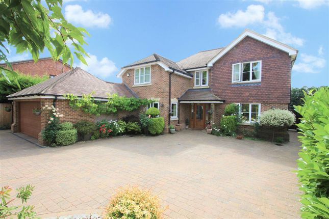 Thumbnail Detached house for sale in Court Road, Ickenham