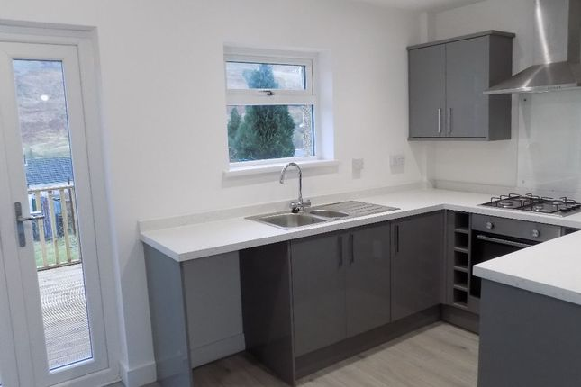 Thumbnail Semi-detached house for sale in Maeshafod, Blaina, Abertillery. NP133Ht