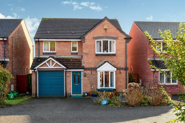Thumbnail Detached house for sale in Gelyn-Y-Cler, Barry