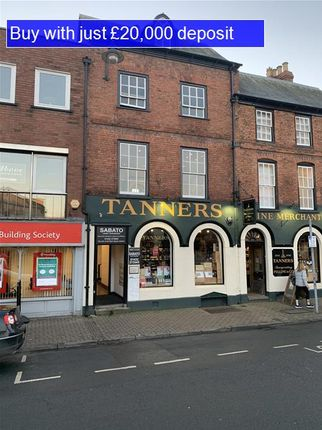 Thumbnail Retail premises for sale in St. Peters Square, Hereford