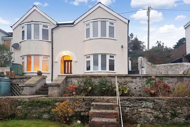 Thumbnail Semi-detached house to rent in Hafryn, 32 Mount Street, Menai Bridge