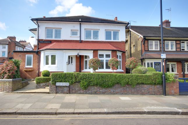 Thumbnail Detached house for sale in The Chine, Grange Park