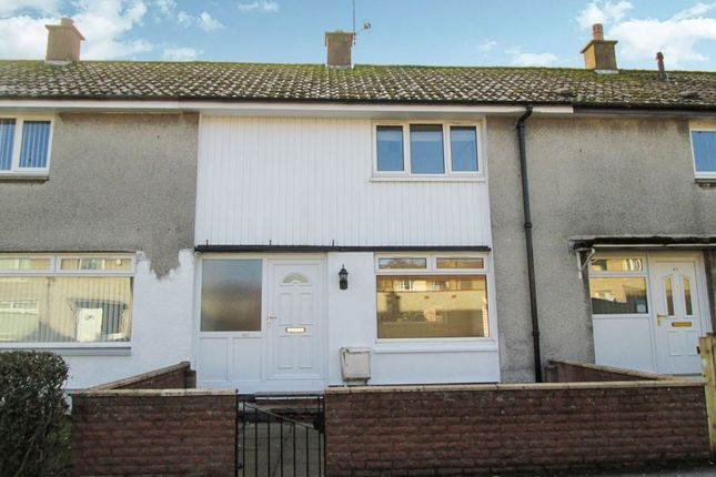Thumbnail Property to rent in Cameron Crescent, Glenrothes