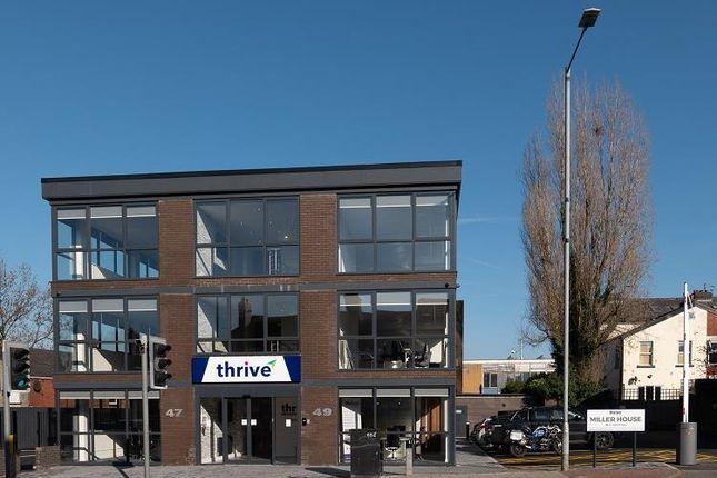 Thumbnail Office to let in Miller House, 47-49, Market Street, Farnworth