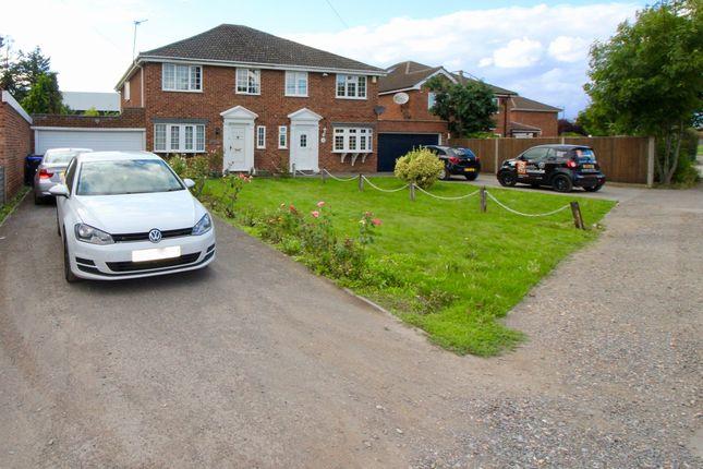 Thumbnail Semi-detached house to rent in Landmark, Sutton Lane, Slough
