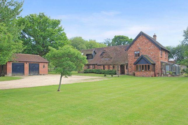 4 bed detached house for sale in Bramshaw, Lyndhurst