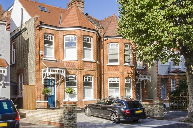 Thumbnail Semi-detached house for sale in Warner Road, London