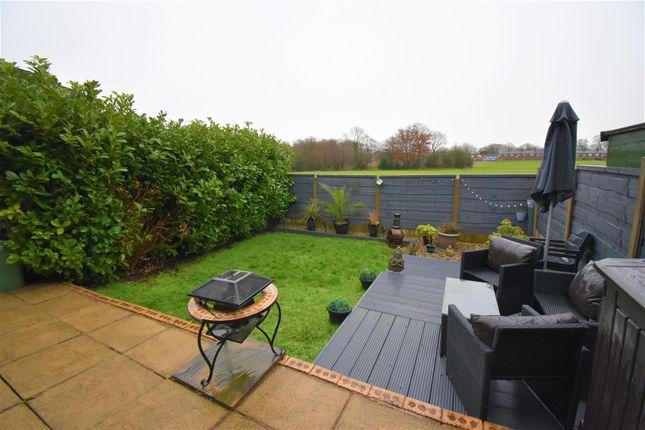 Rear Garden of Parkfield Avenue, Astley, Manchester M29