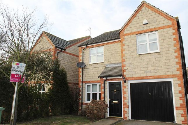 Thumbnail Detached house to rent in Queens Drive, Crowle, Scunthorpe