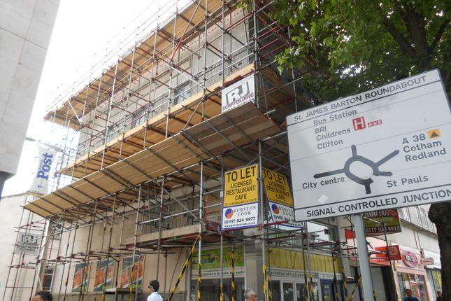 Thumbnail Maisonette to rent in Bond St, City Center Bristol