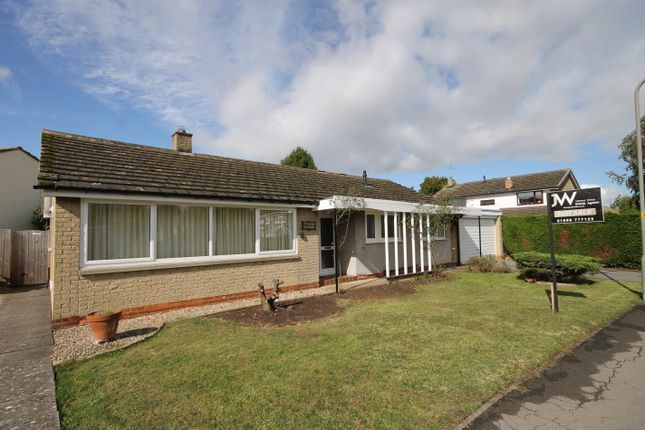 Thumbnail Detached bungalow for sale in South Vale, Northallerton