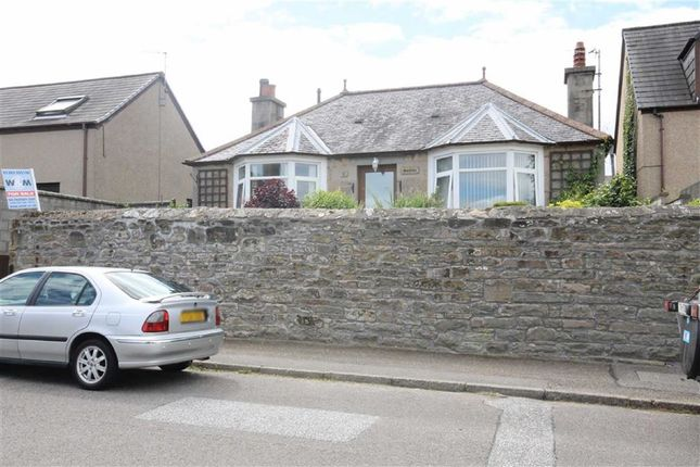 Thumbnail Detached bungalow for sale in Cathedral Road, Elgin