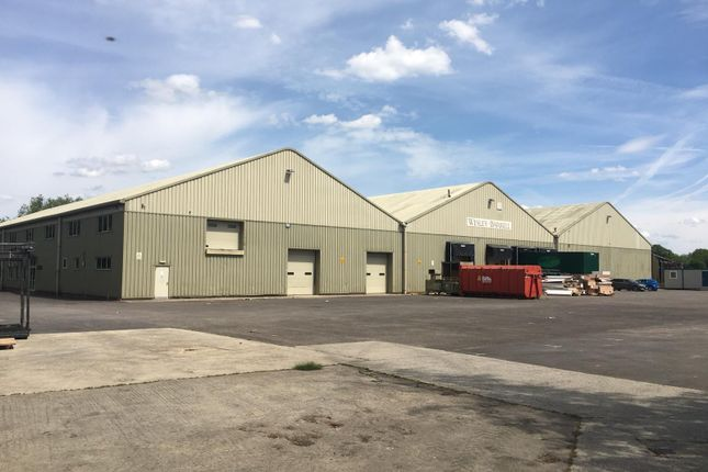 Thumbnail Warehouse to let in Bays 1 & 2 Ducklington Mill, Ducklington, Witney, Oxfordshire