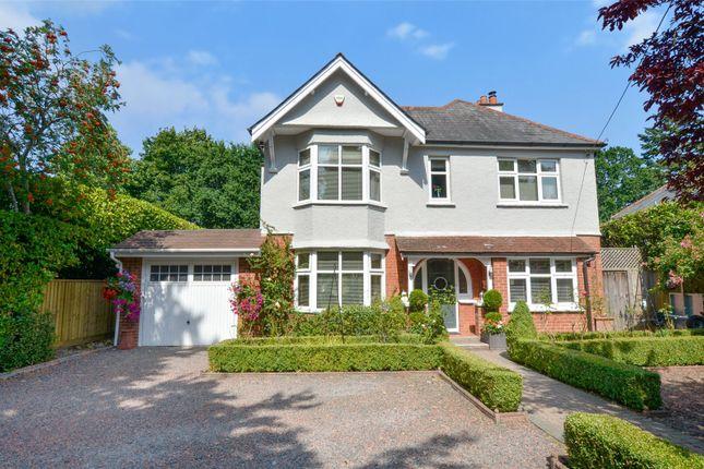 Thumbnail Detached house for sale in Firs Glen Road, West Moors, Ferndown, Dorset
