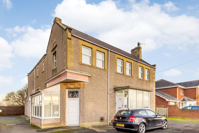 Thumbnail Detached house for sale in South Broomhill, Morpeth
