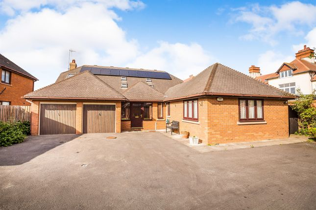 Thumbnail Detached bungalow for sale in Barton Close, Hoylake, Wirral