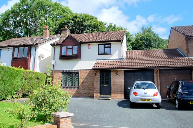 Link-detached house to rent in Longbridge Road, Marsh Mills, Plymouth
