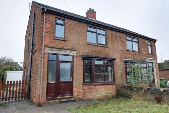 Thumbnail Semi-detached house to rent in Stanley Road, Scunthorpe