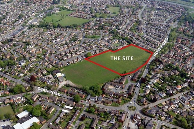 Land for sale in Dean Road, Wrexham