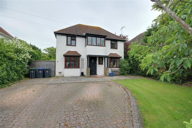 Thumbnail Detached house for sale in Rose Walk, Goring By Sea, West Sussex