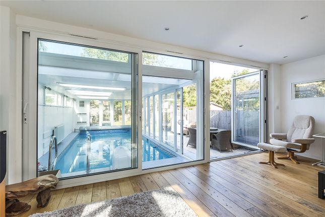 Thumbnail Detached bungalow for sale in Haliburton Road, Twickenham