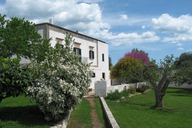 Thumbnail Farm for sale in Ostuni, Brindisi, Puglia, Italy