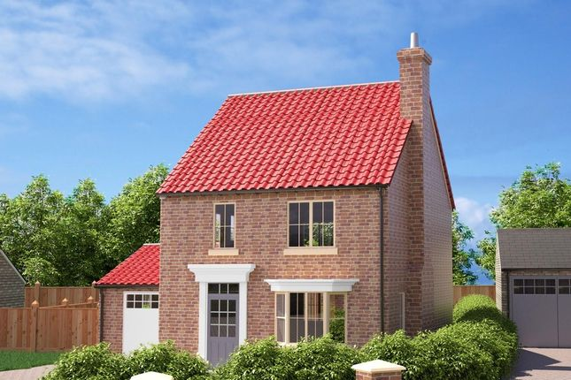 Thumbnail Detached house for sale in Willowcourt, Drax, Selby