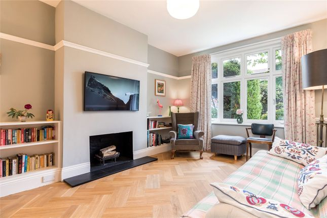 Thumbnail Semi-detached house for sale in Temple Sheen Road, London