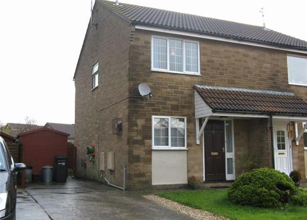 Thumbnail Terraced house to rent in Broadleaze, Yeovil
