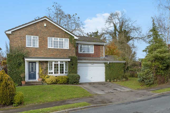 Thumbnail Detached house for sale in Ghyll Crescent, Horsham