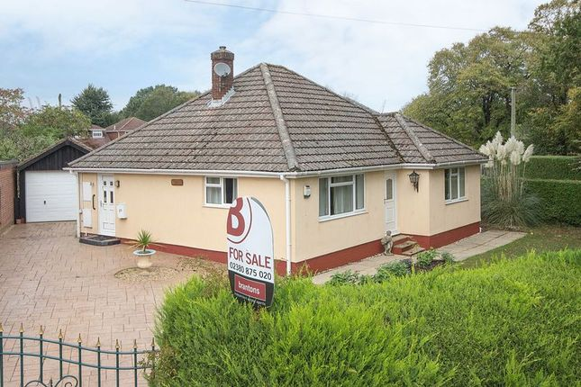 Thumbnail Detached bungalow for sale in Cracknore Industrial Park, Cracknore Hard, Marchwood, Southampton