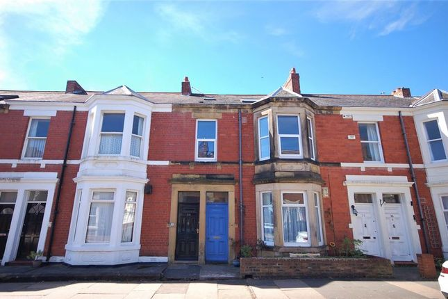 Thumbnail Flat for sale in Hazelwood Avenue, Jesmond, Newcastle Upon Tyne