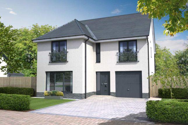 "Thumbnail Detached house for sale in ""Lawrie"" at Mid Calder, Livingston"